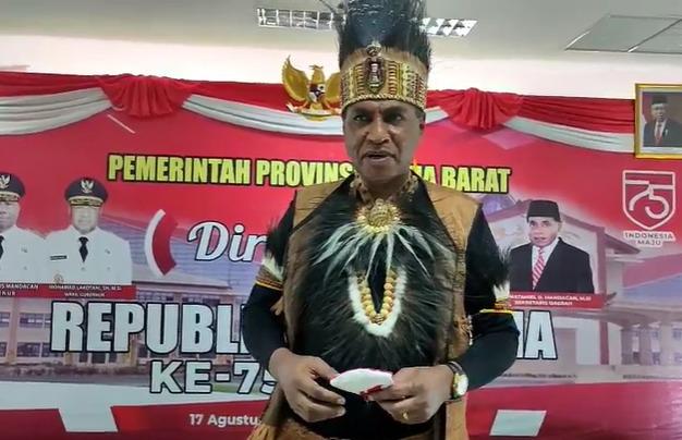 Mohammad Lakotani (Wakil Gubernur Papua Barat)
