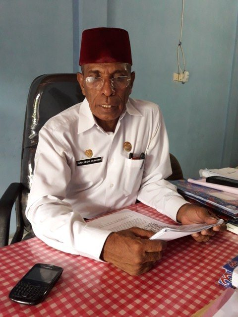 Jamaluddin Iribaram - Sekjen 7 Suku Kab. Teluk Bintuni
