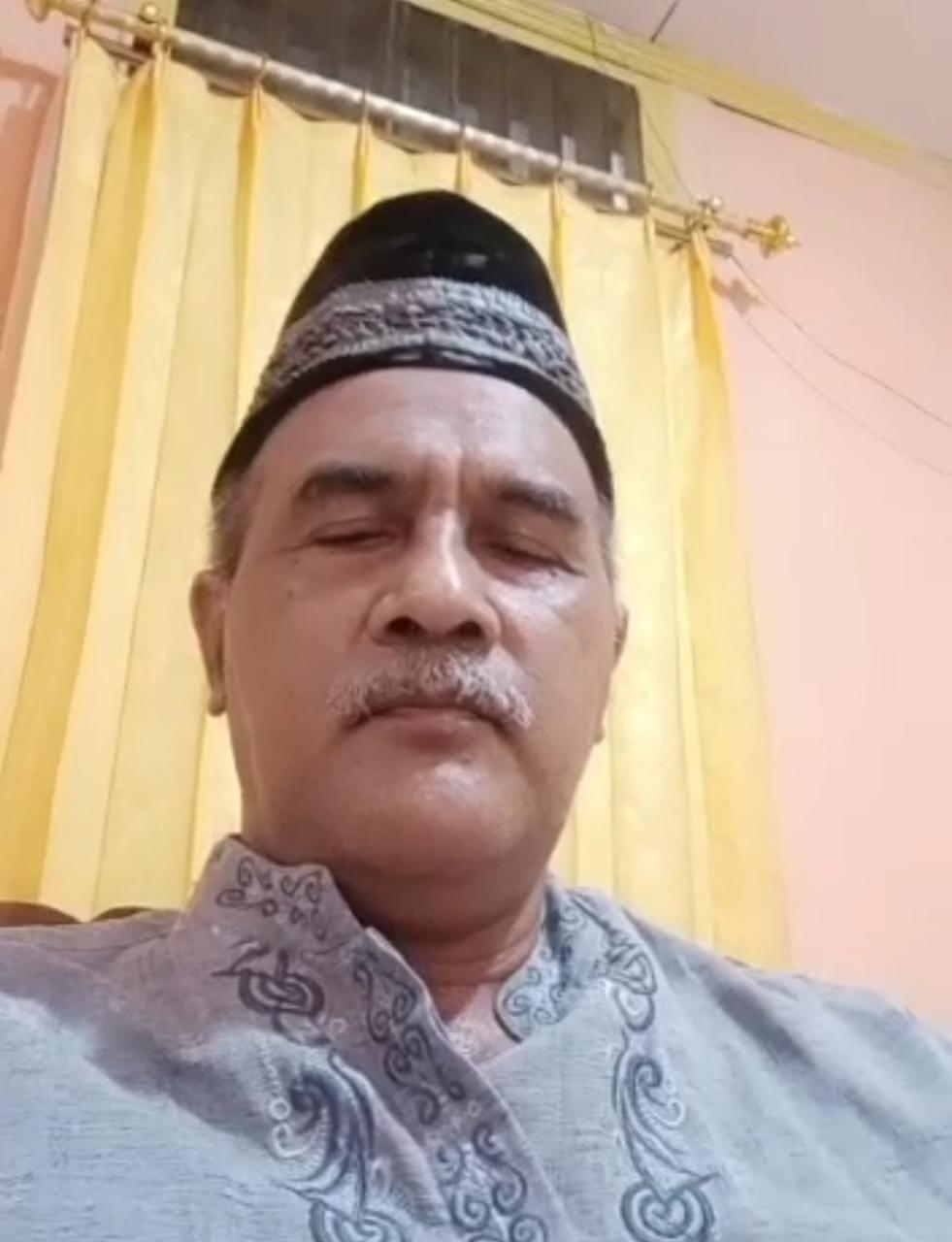 Drs. Muhammad Hasan (Ketua Muhammadiyah Kab. Raja Ampat)