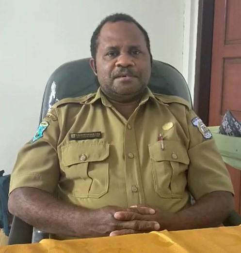 Ferdinand Safkaur, S.Sos (Kepala Kelurahan Malasilen, Distrik Sorong Utara, Kota Sorong)