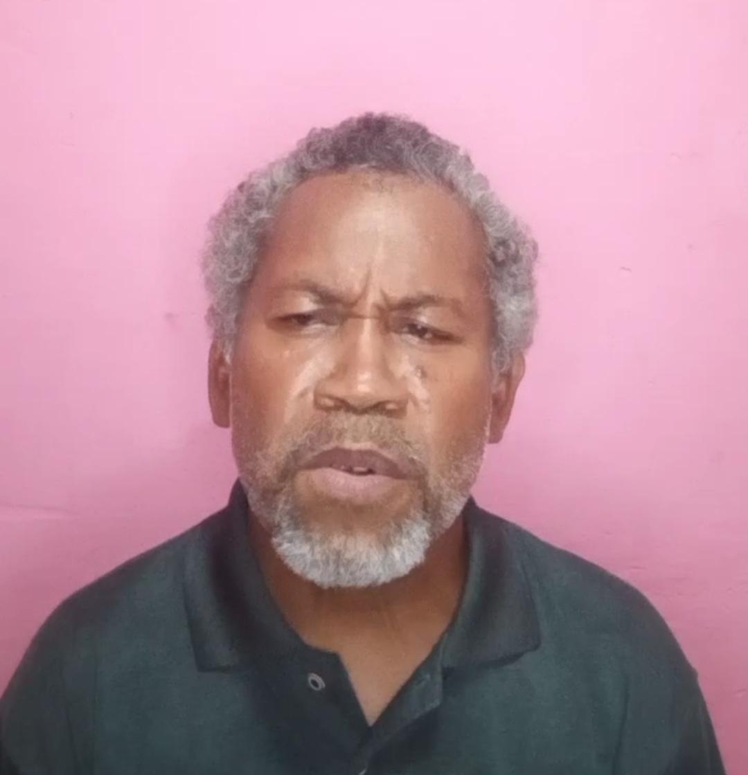Musa Karubaba (Simpatisan NRFPB Wilayah III Domberai)