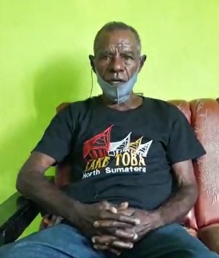 Paulus Komenop (Kepala Suku Muyu Bouven Digoel)