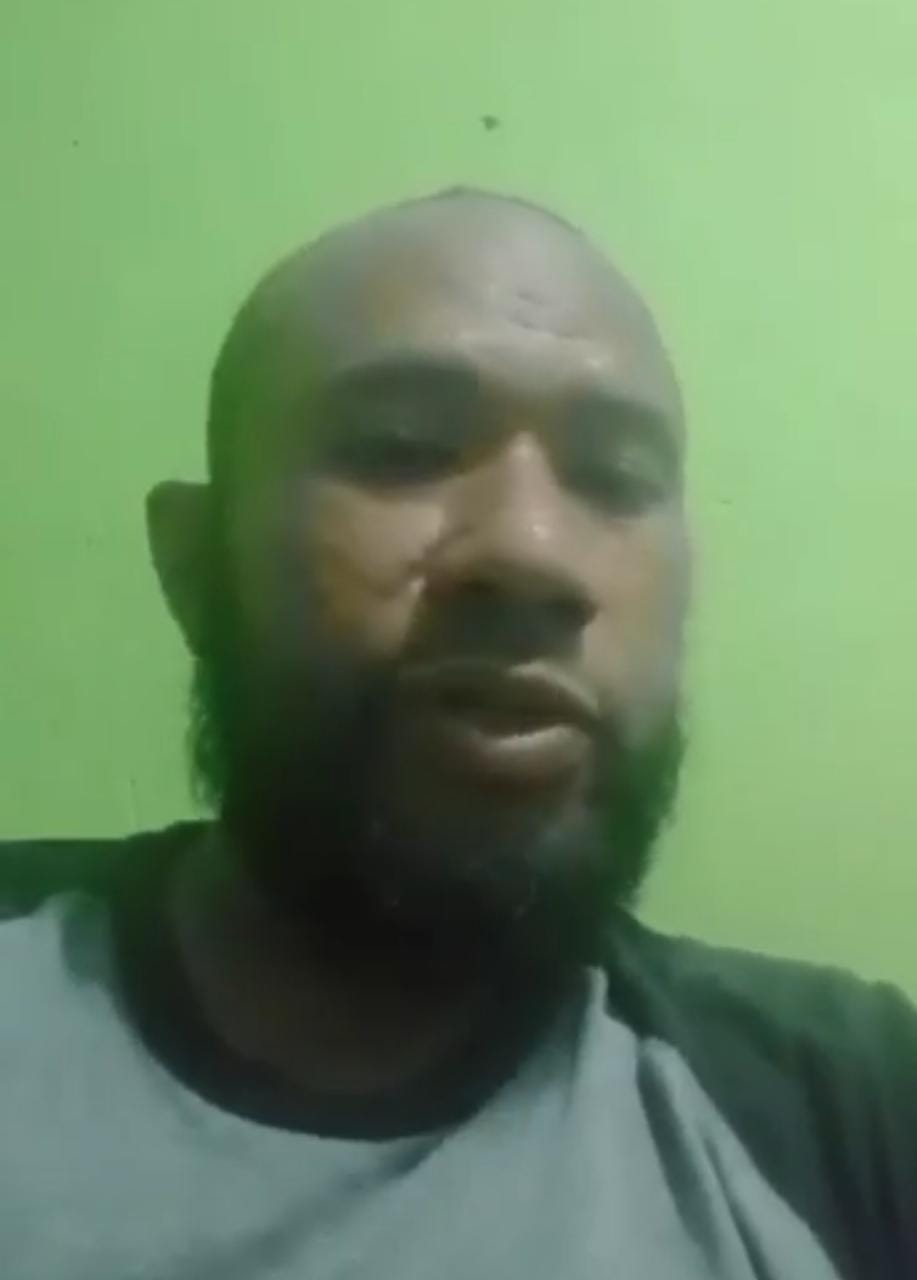 Fatra Soltief (Ketua LMA Provinsi Papua Barat Wilayah Kota Sorong)